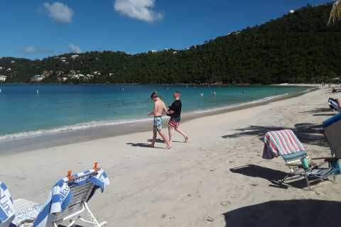 St. Thomas: Island Tour with Mountain Top and Magens Bay