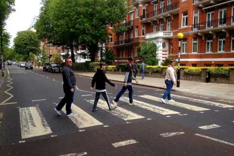Londra: tour Rock 'n Roll in taxi