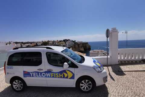 Carvoeiro: Private Transfer to or from Faro Airport
