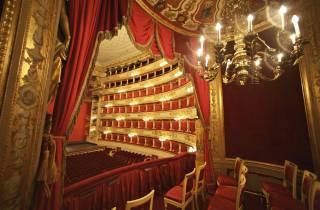 Mailand: Teatro alla Scala Theater & Museum Führung