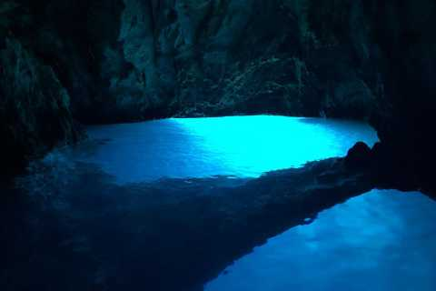 From Split: Blue Cave, Hvar and 5 Islands Private Tour