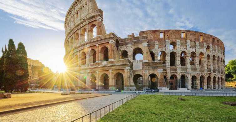 Rome: Colosseum Tour