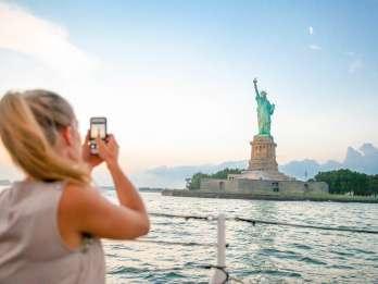 Freiheitsstatue & Ellis Island: 60-minütige Bootsfahrt