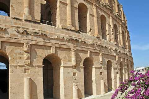 From Tunis: Full-Day El Jem and Monastir Tour