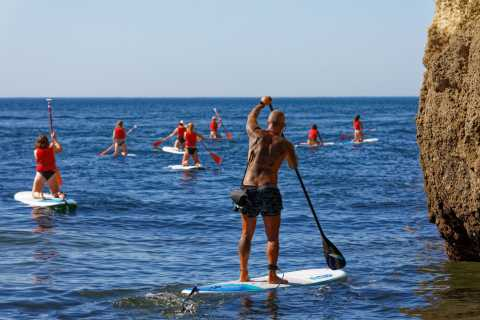 Benagil: 2.5-Hour Stand-up Paddle Boarding Tour