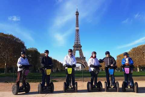 Paris: 1-hour Guided Segway Tour