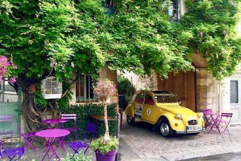 Paris: Secret City Tour in a Vintage Car