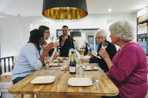 Paris: Champagne Master Class and Gourmet Food Tour
