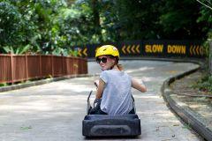 Singapura: Ingresso para o Skyline Luge Sentosa