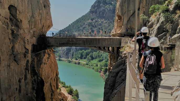 Caminito del Rey: Trekking Walkway in Malaga