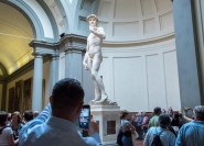 Florenz: Accademia-Tour ohne Anstehen