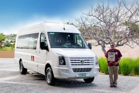 Los Cabos: One-Way Shared Airport Shuttle