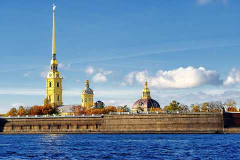 St. Petersburg: City Tour with Peter & Paul Fortress Visit