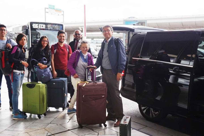 Istanbul: Privater Flughafentransfer