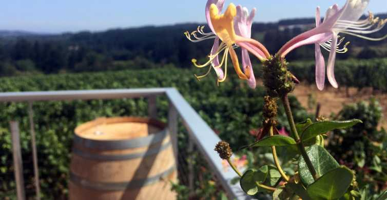 From Portland: Willamette Valley Character Wineries