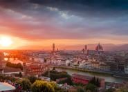 Florenz: Privater Rundgang durch die Piazzale Michelangelo