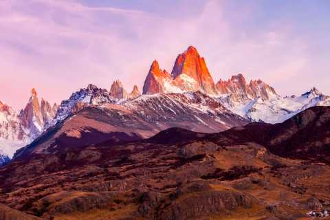El Calafate: Full-Day Chalten Tour with Hiking