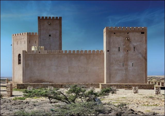 Salalah: Dhofar-tour met hele dag met lunch