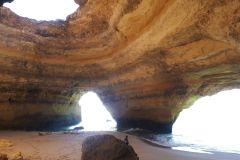 Algarve: Passeio de Barco ao Algar de Benagil
