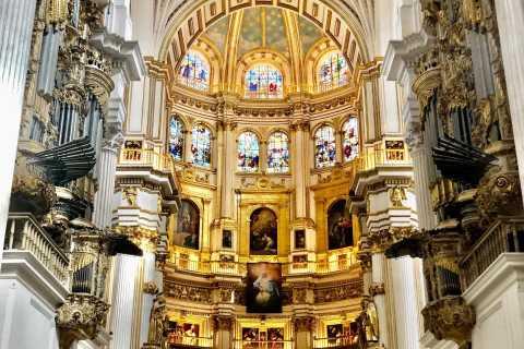 Granada: tour privado de la catedral y la capilla real