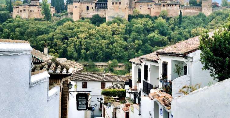 Granada: recorrido privado a pie por el patrimonio de la UNESCO en el Albaicín