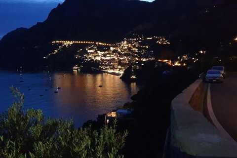 From Sorrento: Amalfi Coast Sunset Tour
