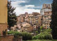 Ab Florenz: Tagestour in die Toskana
