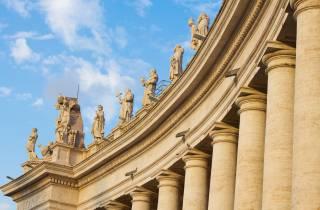 Rom: Vatikanstadt Geführte Kleingruppentour auf Französisch