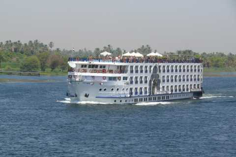 From Aswan: 3-Night 4-Day Coptic Nile Cruise