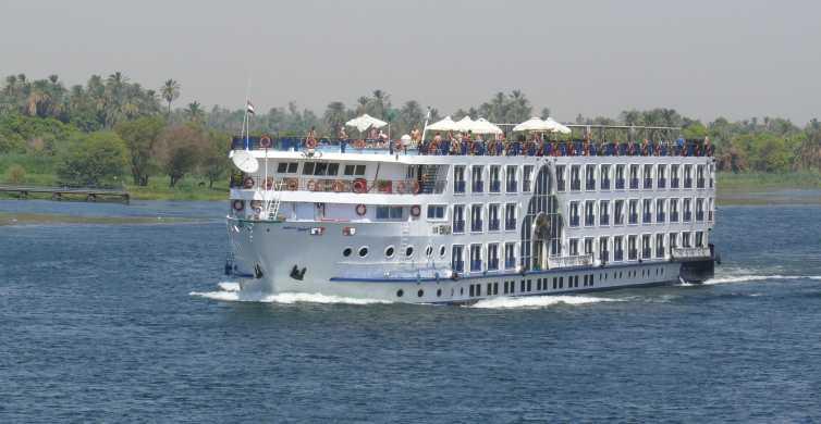 D'Assouan: Croisière sur le Nil Copte de 4 jours et de 4 nuits