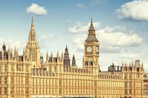 London: Westminster-Tour, Bootsfahrt und Tower of London