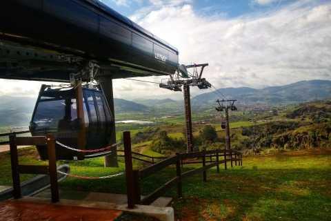 Desde Santander: tour de 4,5 h por Parque Natural Cabárceno