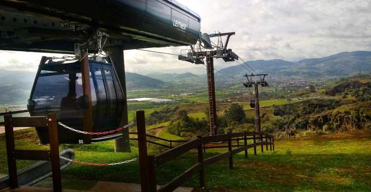De Santander: Excursão ao Parque Natural Cabarceno de 4,5 horas