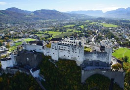 What to do in Salzburg - Salzburg: Hohensalzburg Fortress Admission Ticket