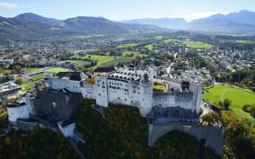 Salzburg: Hohensalzburg Fortress Admission Ticket