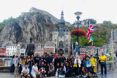 Brussels: Luxembourg and Dinant Day Trip