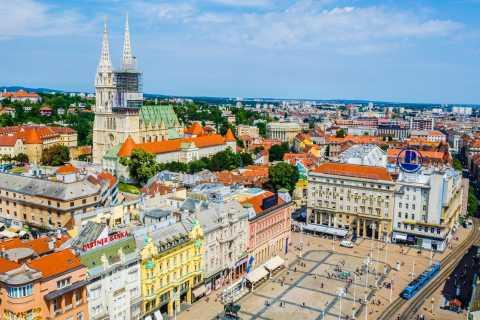 Zagreb: begeleide stadswandeling in kleine groep