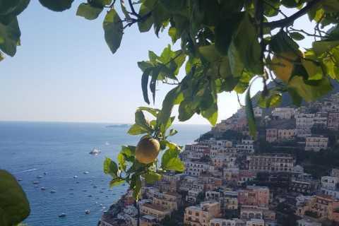 Sorrento: Positano & Amalfi Coast Sightseeing Bike Tour
