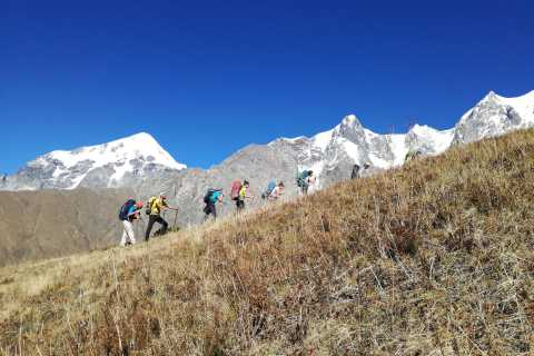 From Tbilisi: 8-Day Trek in Svaneti