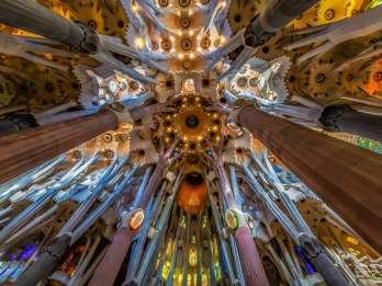 Barcelona: Sagrada Família Tour mit Sprachoptionen