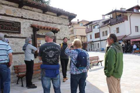 Bansko: 2-Hour Old Town Walking Tour