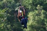 Puerto Plata: Damajaqua Cascades, Buggy Ride, and Zip Lining