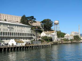 Ab San Francisco: Alcatraz-Besuch & Weinland-Tour