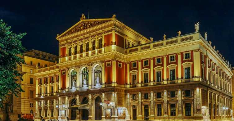 Vienna: Vivaldi Four Seasons at the Brahms Hall
