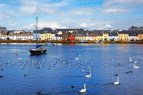 Galway: Best of Galway City & Claddagh Walking Tour