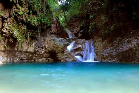 Puerto Plata: Damajagua Waterfalls Full-Day Adventure