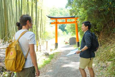 Kyoto: 3-Hour Fushimi Inari Shrine Hidden Hiking Tour