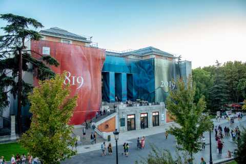 Prado Museum: Skip-the-Line Tickets and Private Guided Tour