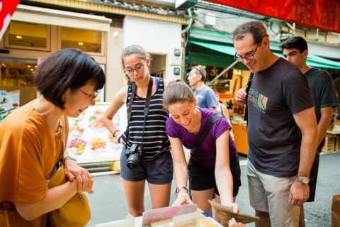 Tokyo: Tsukiji e Asakusa Food Tour