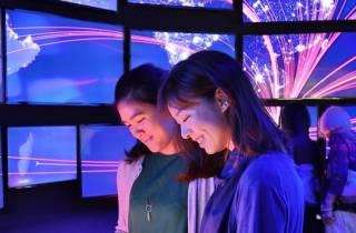Flughafen Singapur: Changi Erlebnisstudio Eintrittskarte